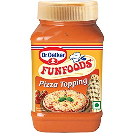 Funfoods Pizza Topping Image