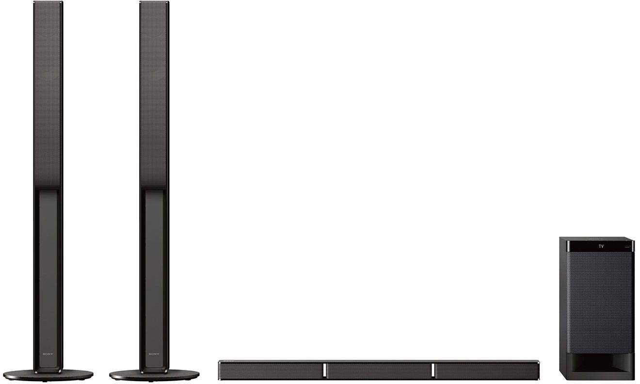 Sony HT-RT40 5.1 Channel Sound Bar Home Theatre System Image