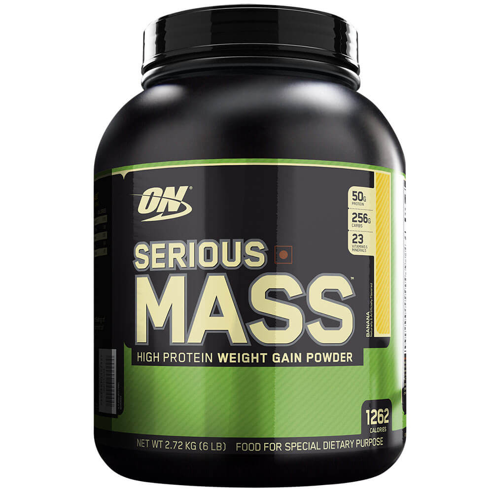 Optimum Nutrition Serious Mass Image