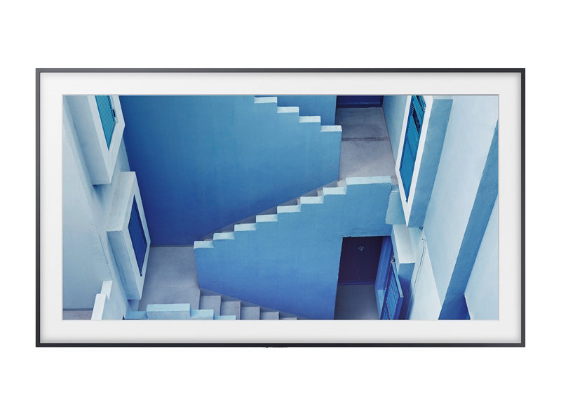 Samsung UN55LS003AFXZA Class The Frame 4K UHD TV Image