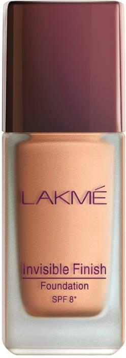 Lakme Invisible Finish Foundation Image