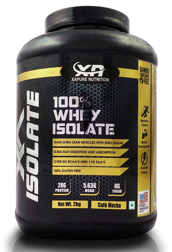 Xapure Nutrition Whey Protein Image