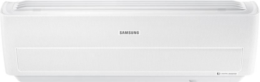 Samsung Wind Free AR18NV3XEWK/NA 1.5 Ton 3 Star BEE Rating 2018 Inverter AC Image