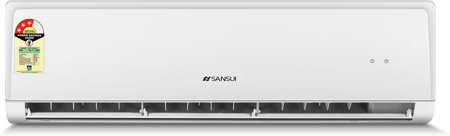 Sansui SS4C54.WS1-CM 1.5 Ton 3 Star BEE Rating 2017 Inverter AC Image