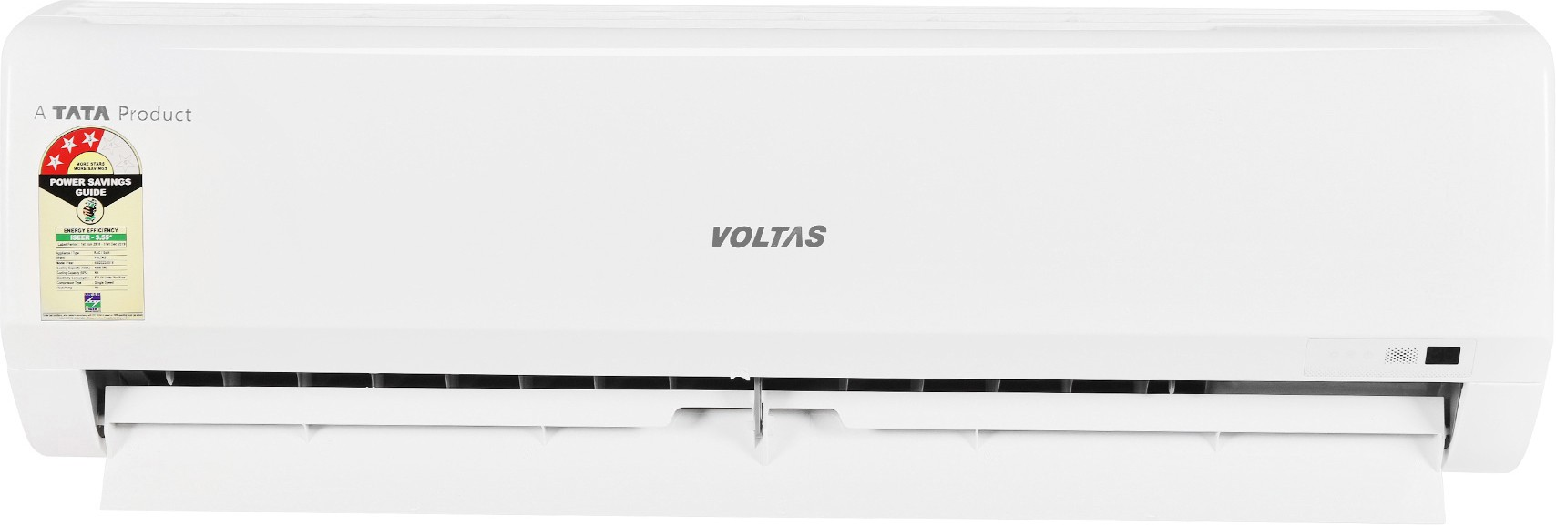 Voltas 153CZD1 1.2 Ton 3 Star BEE Rating 2018 Split AC Image