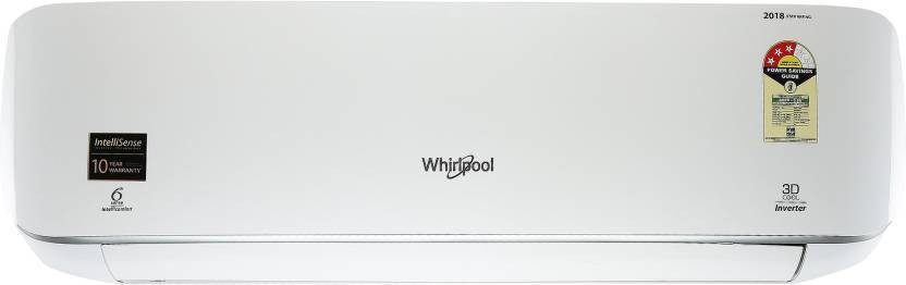 Whirlpool 3D COOL 1 Ton 3 Star BEE Rating 2018 Inverter AC Image