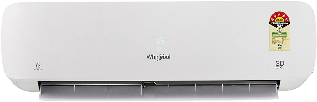 Whirlpool 3D COOL Inverter 5S 1 Ton 5 Star BEE Rating 2018 Inverter AC Image