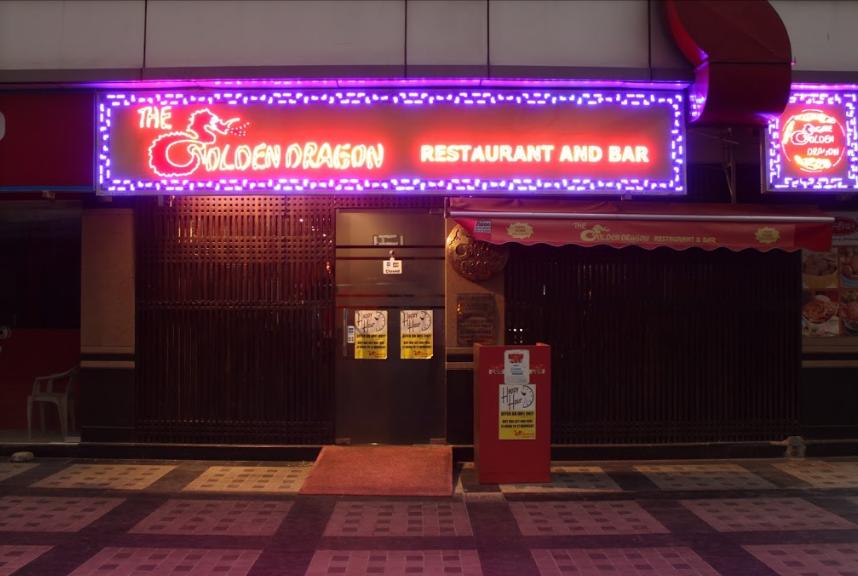 The Golden Dragon - V3S Mall - Laxmi Nagar - Delhi NCR Image