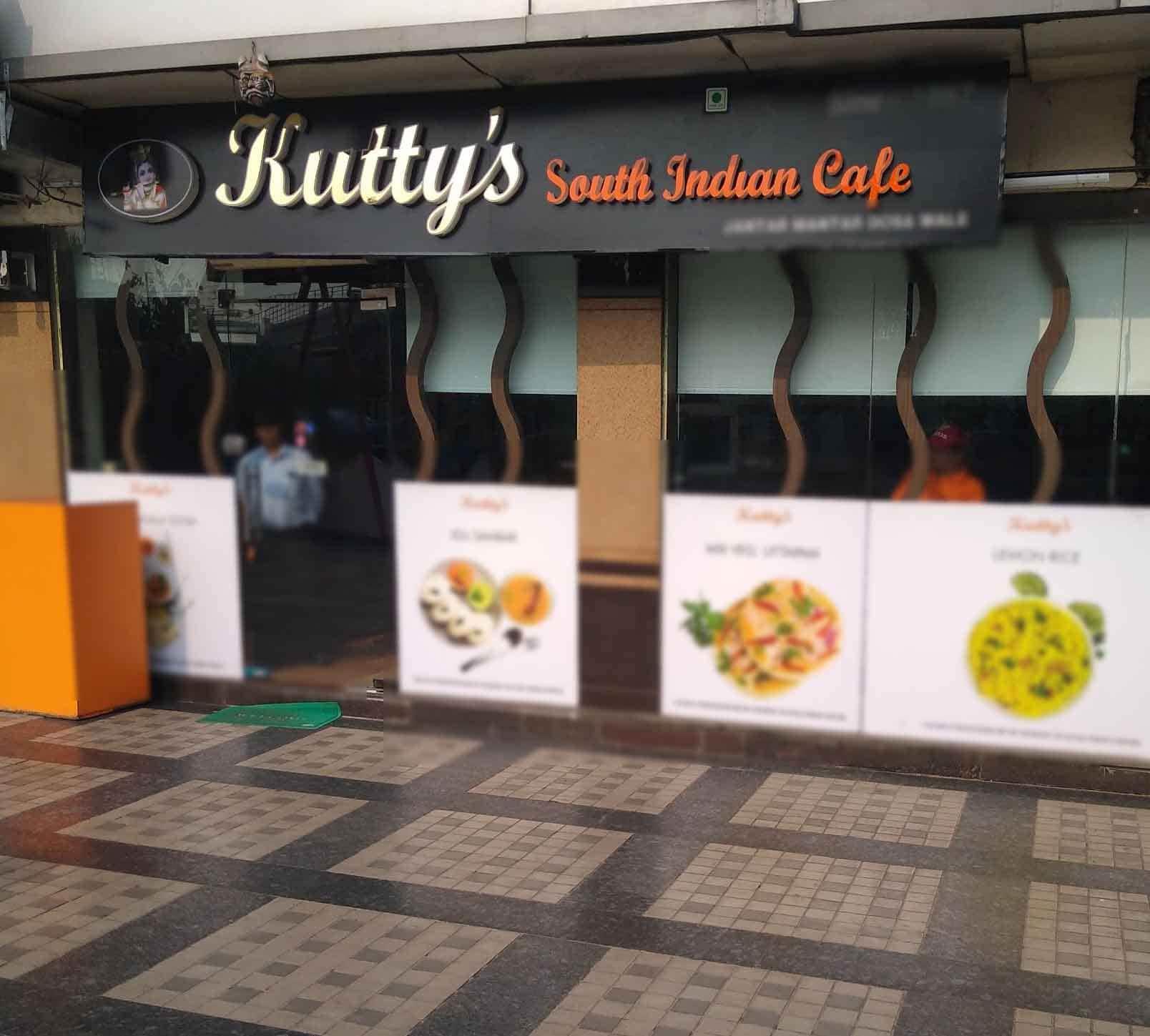 Kutty's South Indian Cafe - V3S Mall - Laxmi Nagar - Delhi NCR Image