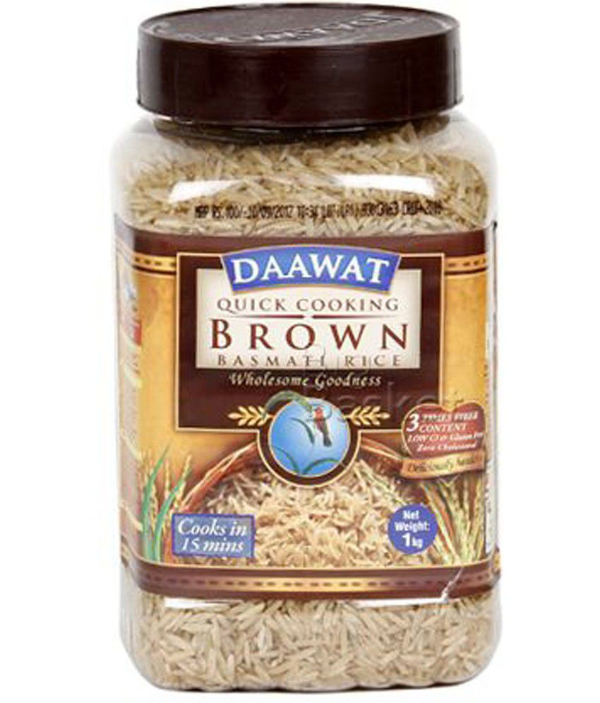 Daawat Brown Rice Image