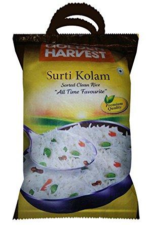 Golden Harvest Rice Surti Kollam Image