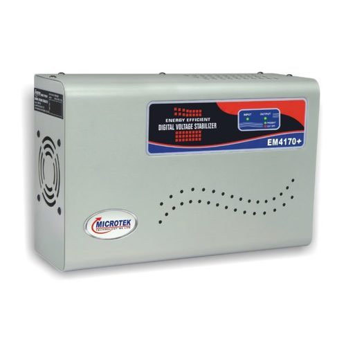 Microtek EM 4170 Voltage Stabilizer for A.C. Image
