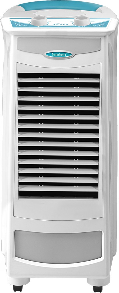 Symphony Silver Personal Air Cooler Image