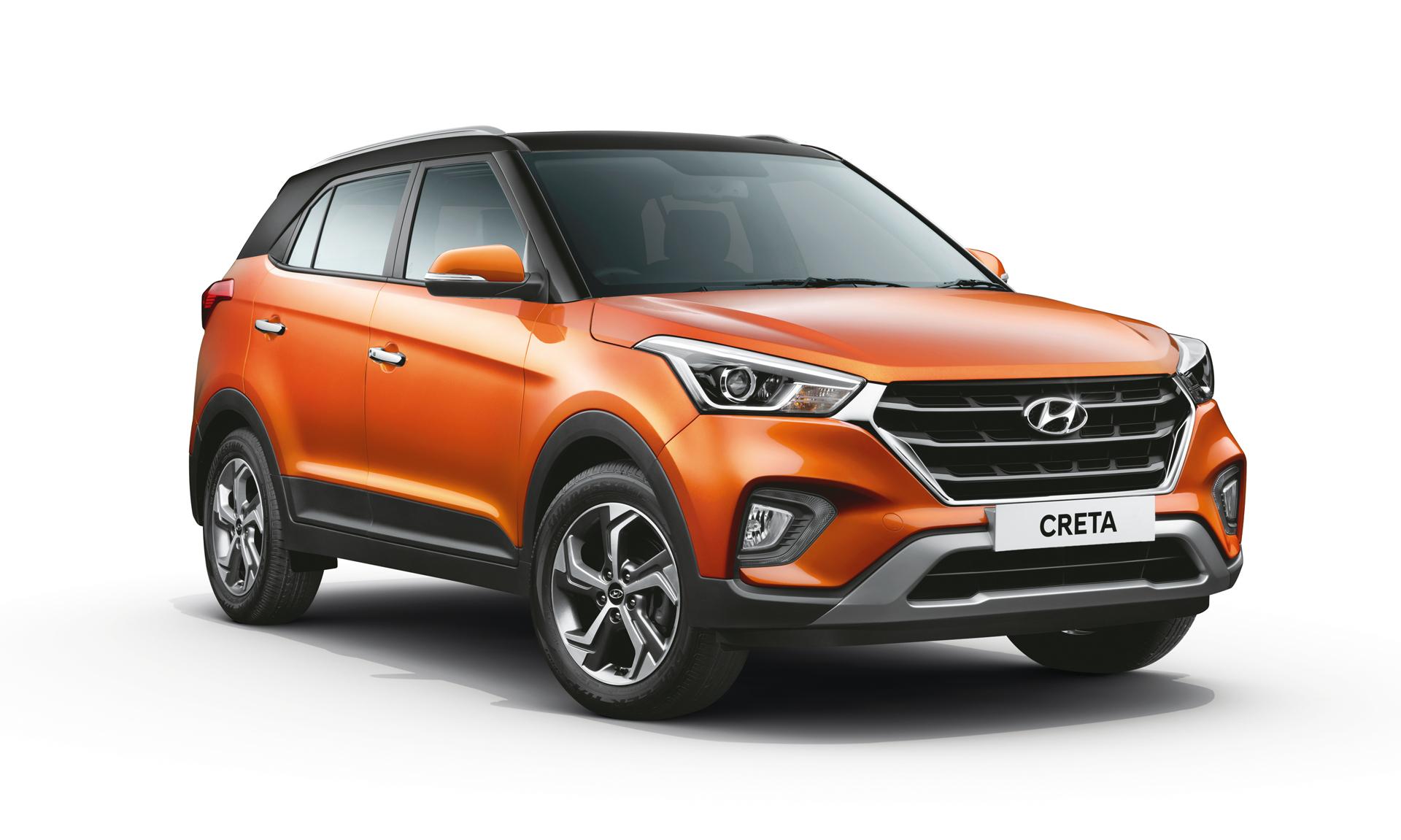 Hyundai Creta 2018 SX 1.6 Dual Tone Petrol Image