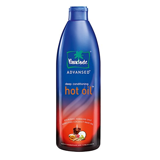 Parachute Advansed Deep Conditioning Hot Oil Image