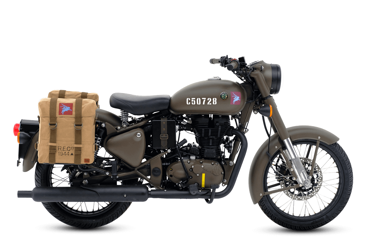 One Of The Muscle Bike Ever Royal Enfield Classic 500 Pegasus Edition Customer Review Mouthshut Com