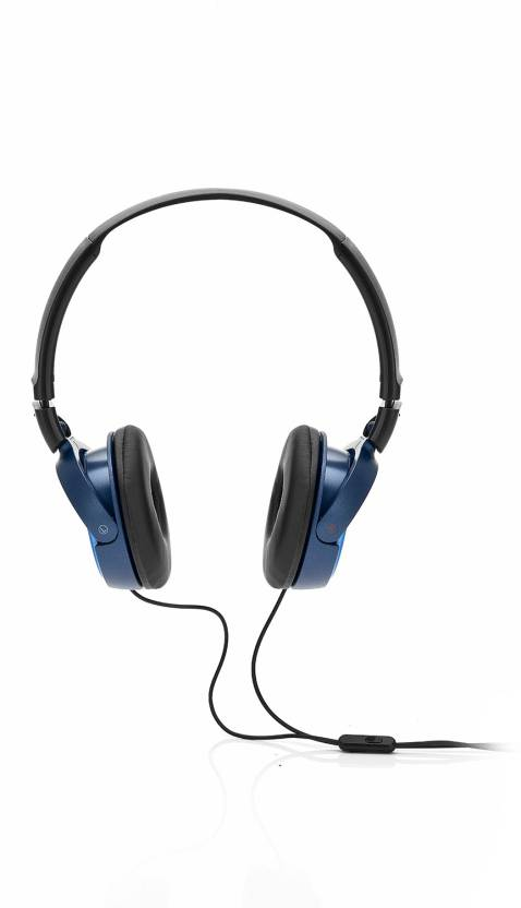 Sony MDR-ZX310AP Wired Headset with Mic Image