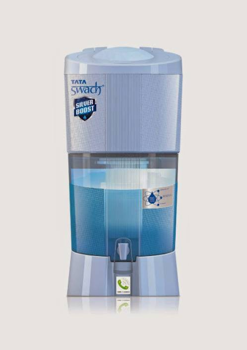 Tata Swach Silver Boost 27 L Gravity Based Water Purifier Image