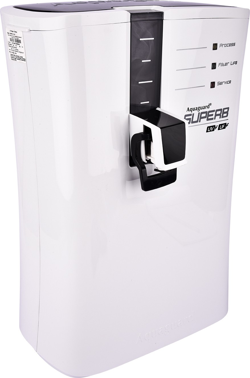 Aquaguard Superb UV+UF 6.5 L UV + UF Water Purifier Image