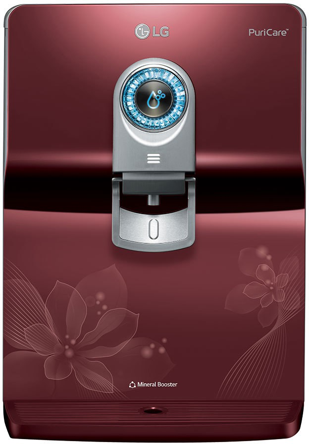 LG A2E Plus - WW170EP 8 L RO + UV Water Purifier Image