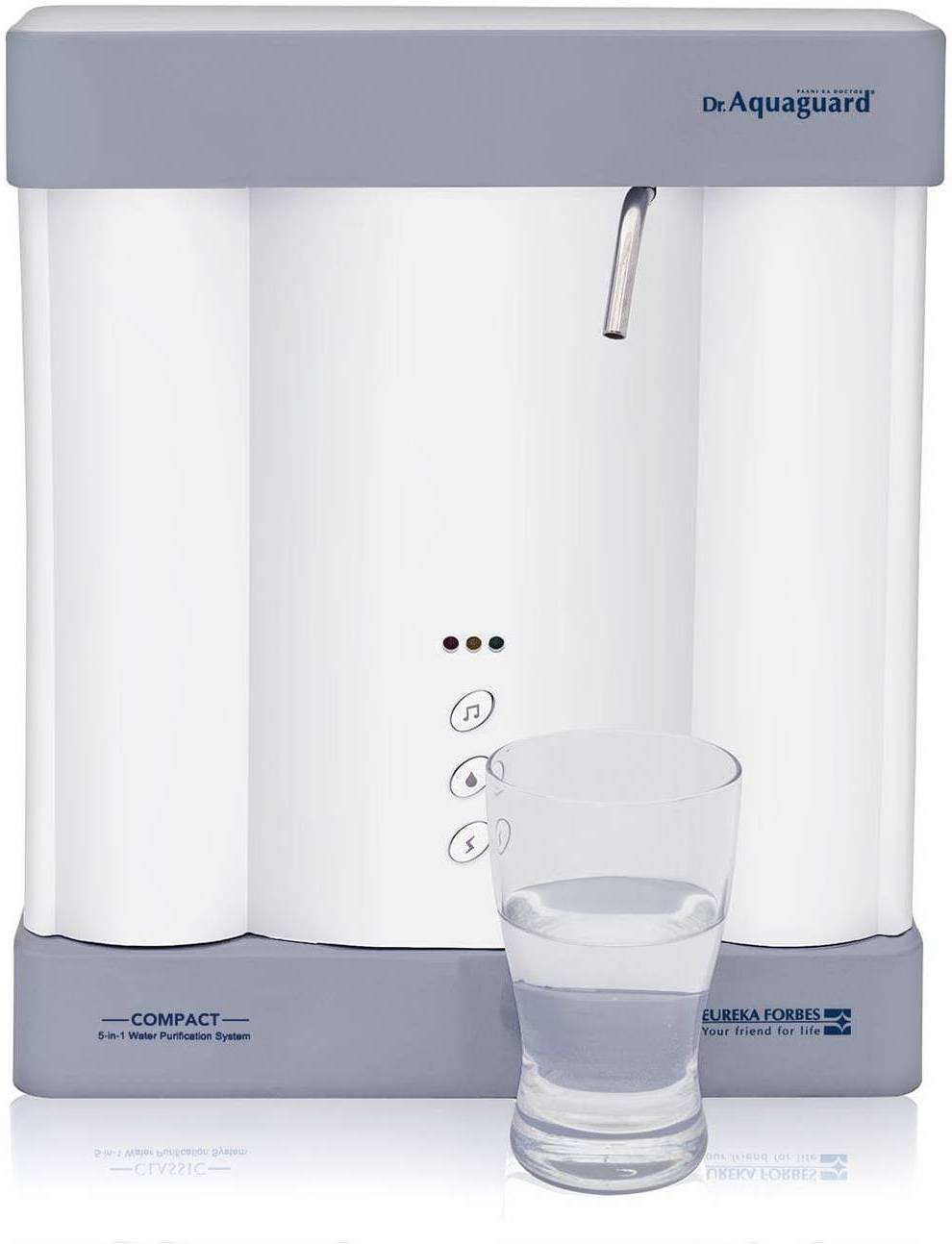 Eureka Forbes Compact 1 L UV Water Purifier Image