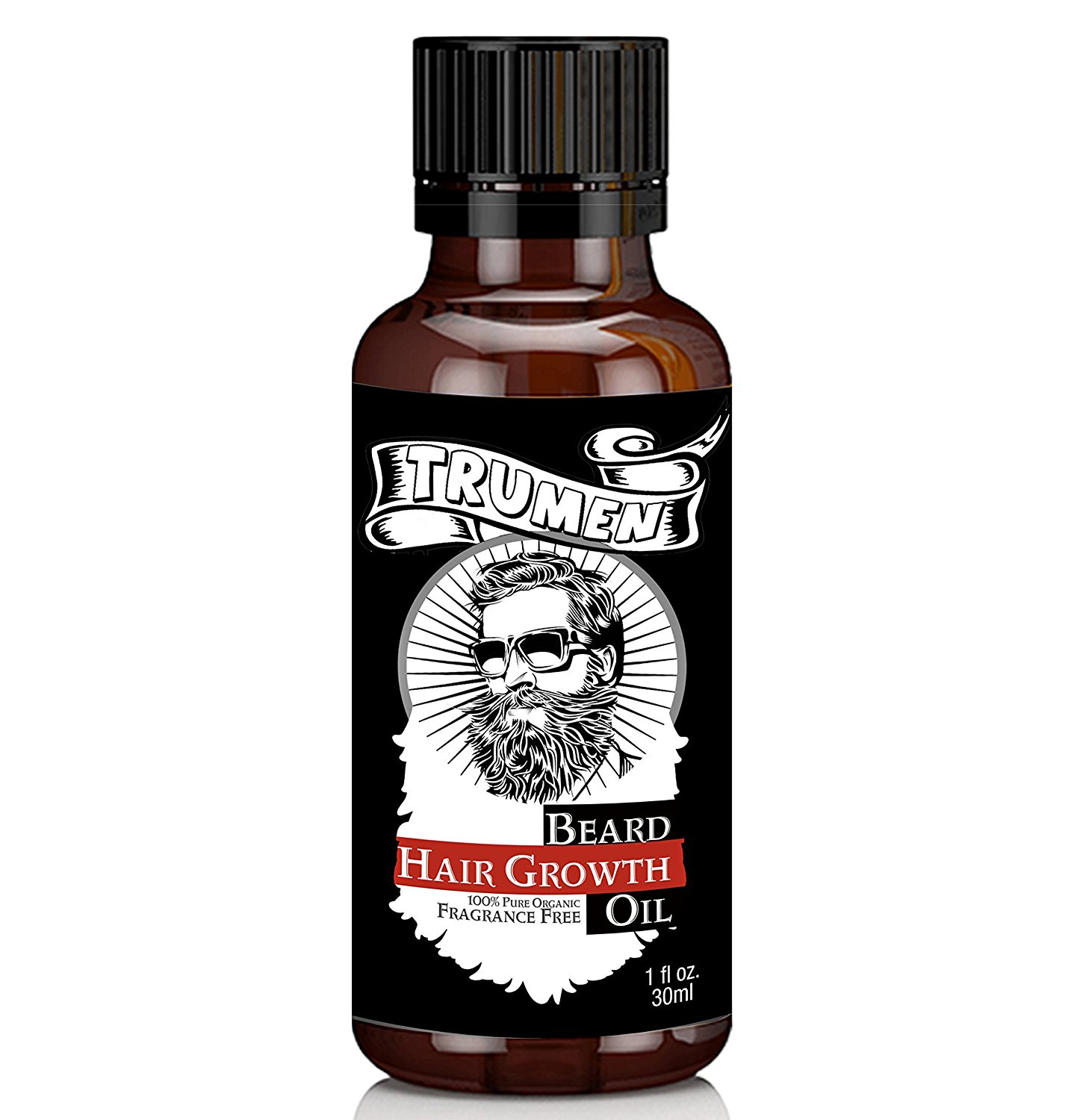 TruMen Beard Growth Oil Image
