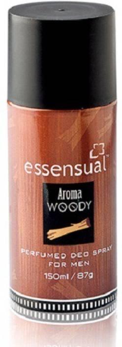 Modicare Essensual Aroma Woody Body Deodorant Spray Image