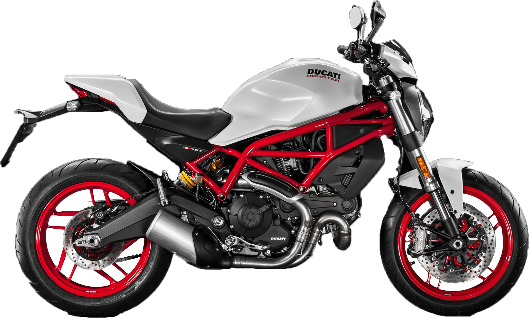 Ducati Monster 797 Plus Reviews Price Specifications Mileage