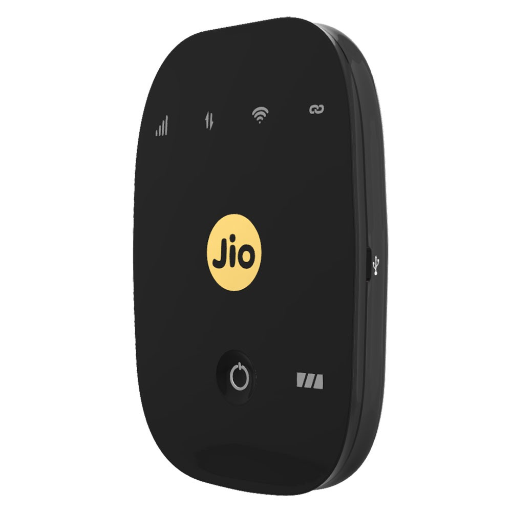 JioFi M2S 4G Portable Data + Voice Hotspot Image
