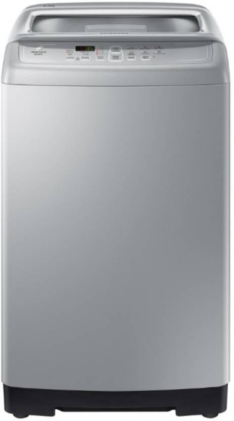 Samsung 6.2 kg Fully Automatic Top Load Washing Machine (WA62M4100HY/TL) Image