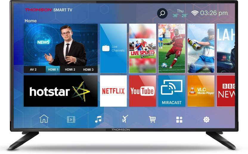 THOMSON LED SMART TV B9 PRO (40) - Reviews | Price