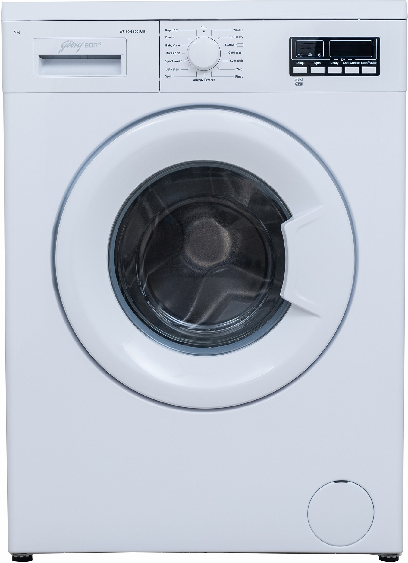 Godrej 6 kg Fully Automatic Front Load Washing Machine (WF Eon 600 PAE) Image