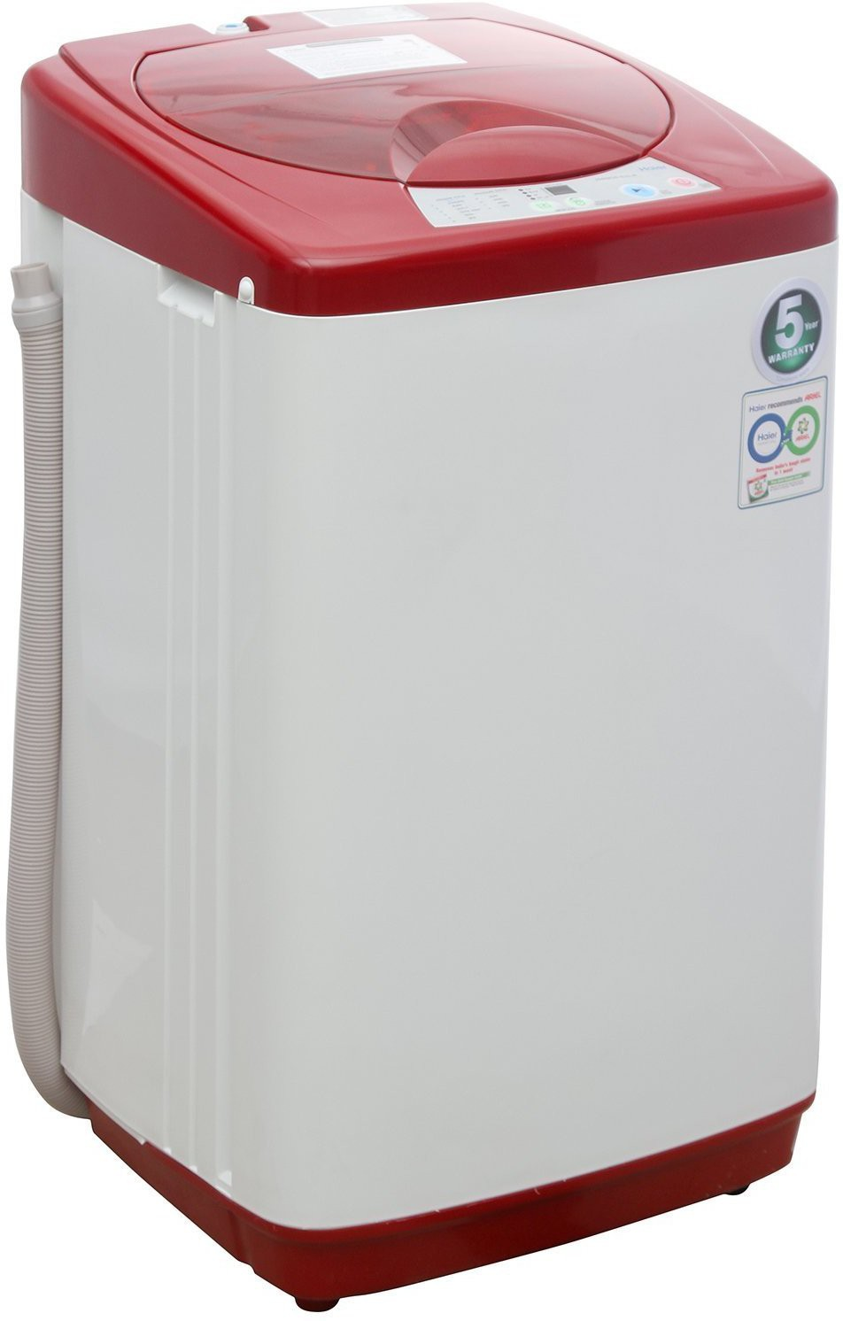 Haier 5.8 kg Fully Automatic Top Load Washing Machine (HWM58-020-R) Image