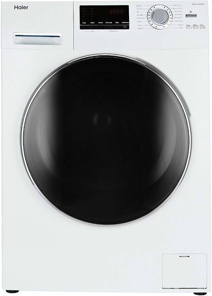 Haier 6 kg Fully Automatic Front Load Washing Machine (HW60-10636NZP) Image