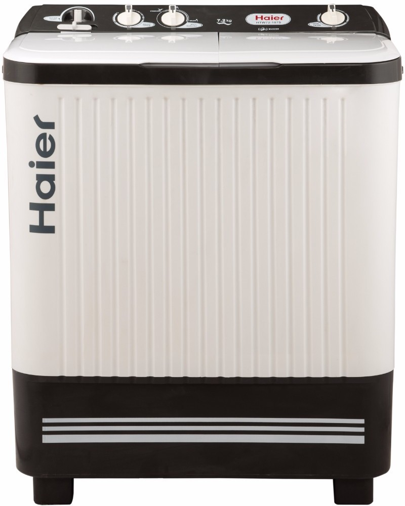 Haier 7.2 kg Semi Automatic Top Load Washing Machine HTW72-187S Image