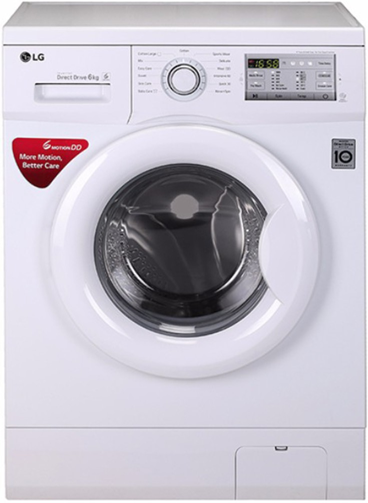 LG 6 kg Fully Automatic Front Load Washing Machine (FH0H3NDNL02) Image