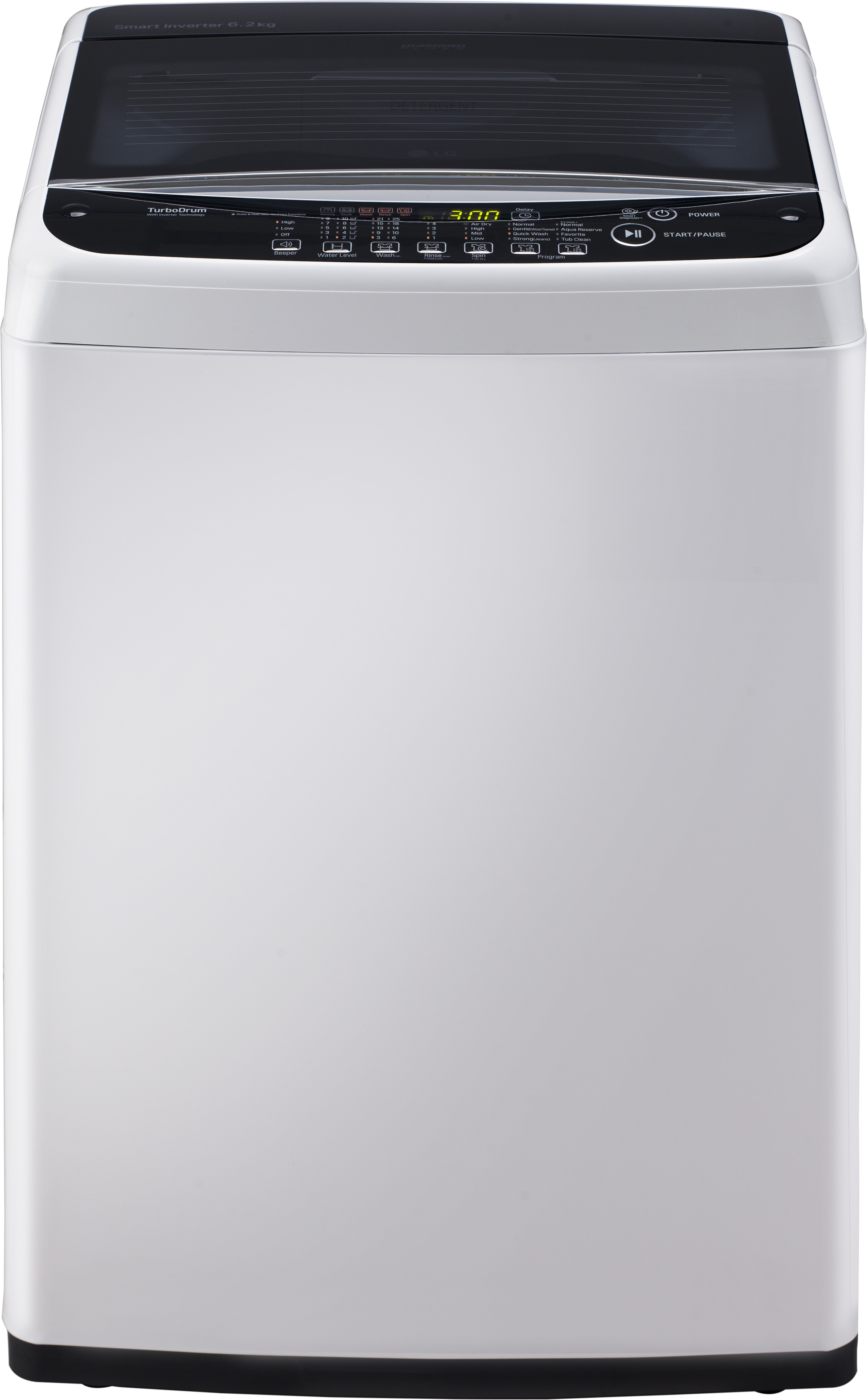 LG 6.2 kg Fully Automatic Top Load Washing Machine(T7281NDDLZ) Image