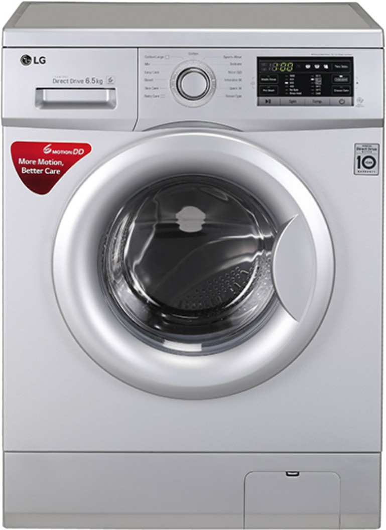 LG 6.5 kg Fully Automatic Front Load Washing Machine (FH0G7WDNL52) Image