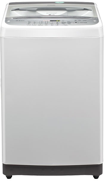 LG 6.5 kg Fully Automatic Top Load Washing Machine (T7577TEEL) Image