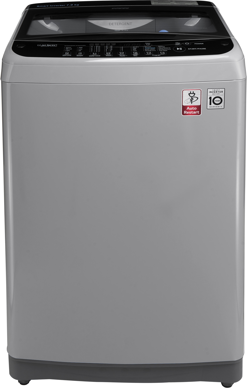 LG 7 kg Fully Automatic Top Load Washing Machine (T8077NEDLJ) Image