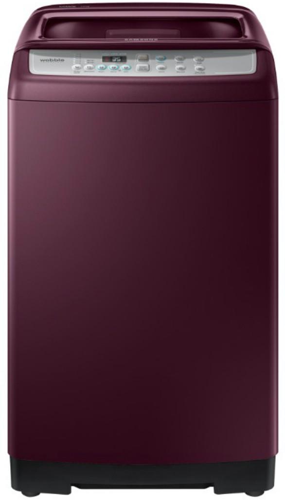 Samsung 7.0 kg Fully Automatic Top Load Washing Machine(WA70M4300HP/TL) Image