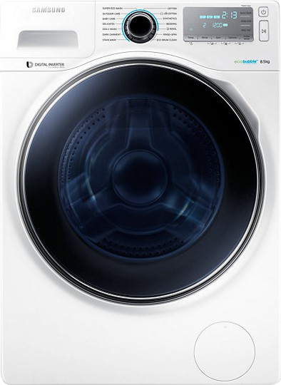 Samsung 8.5 kg Fully Automatic Front Load Washing Machine(WW85H7410EW/TL) Image