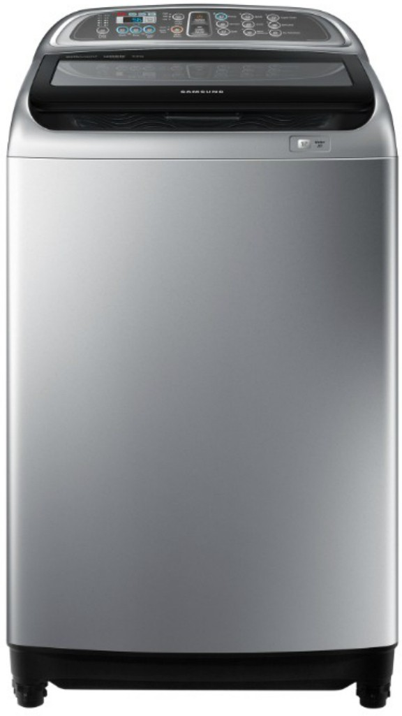 Samsung 9 kg Fully Automatic Top Load Washing Machine (WA90J5730SS/TL) Image