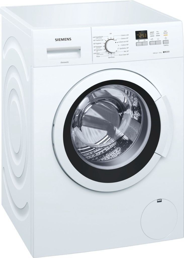 Siemens 7 kg Fully Automatic Front Load Washing Machine WM10K161IN Image