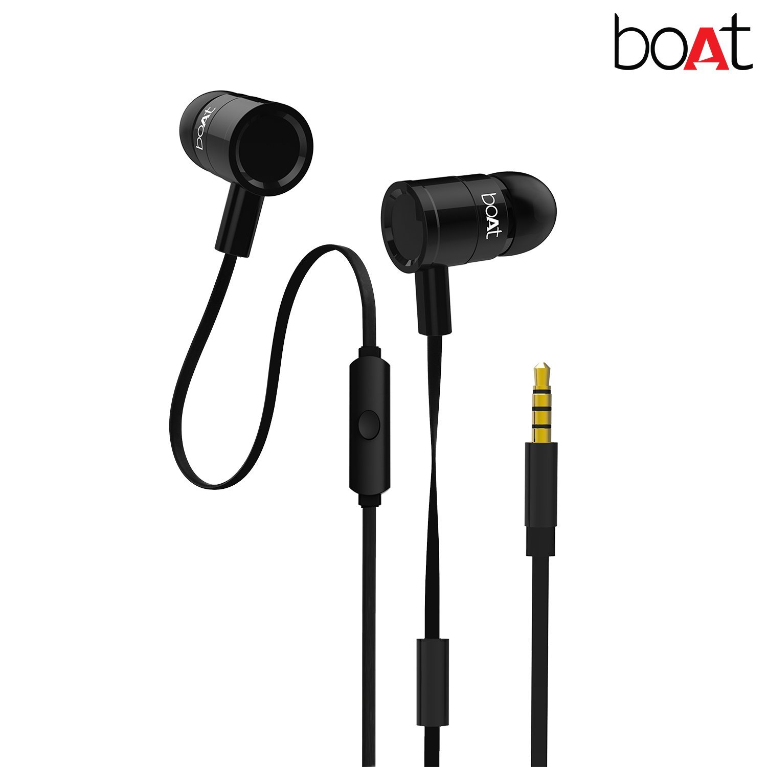 a9cc8f1001d BOAT BASSHEADS 230 IN-EAR EXTRA BASS EARPHONES WITH MIC Reviews ...