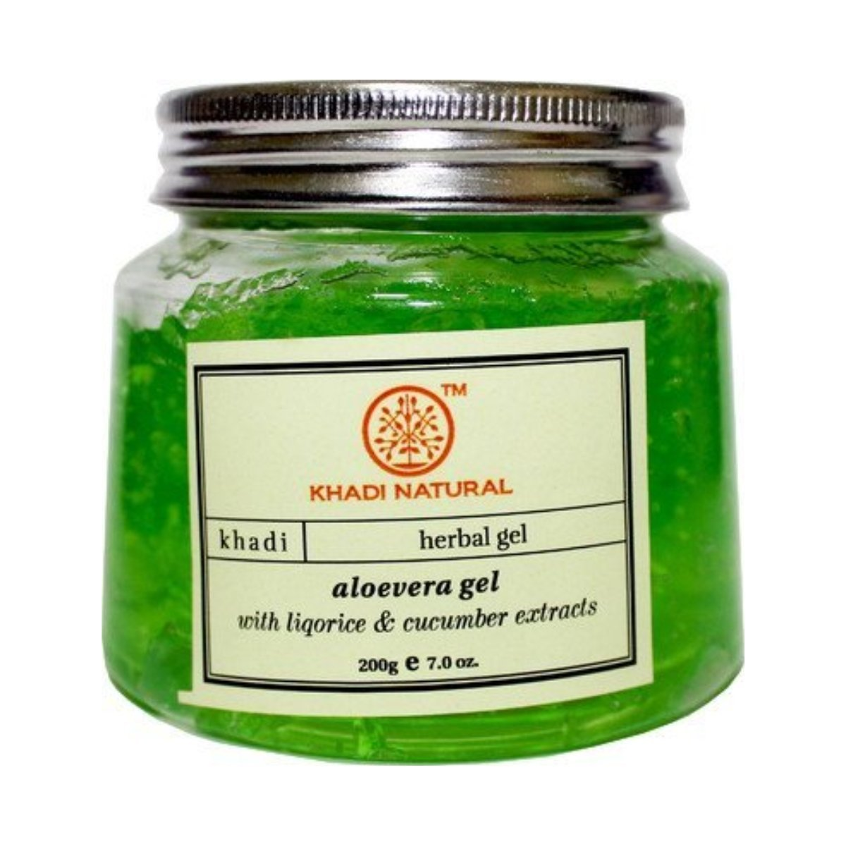 Khadi Natural Aloevera Gel Image