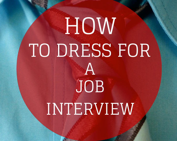 How to Dress Properly for a Job Interview Image