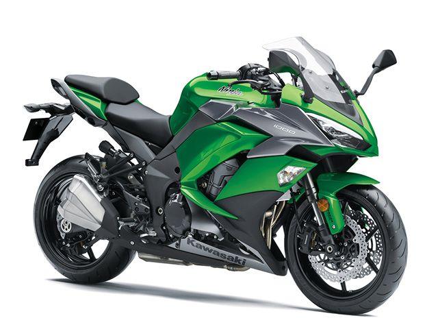 Kawasaki Ninja 1000 Image