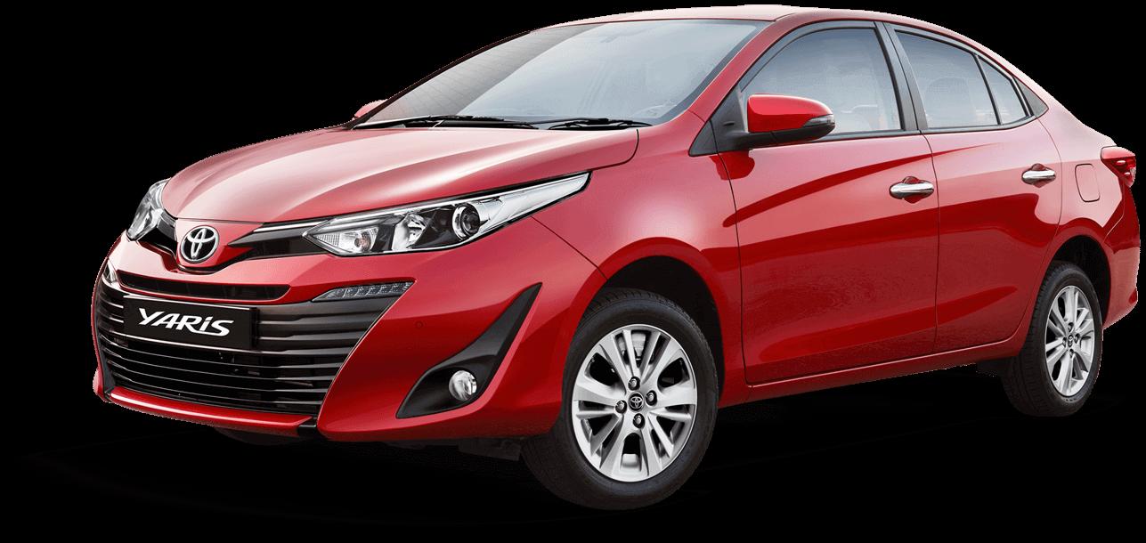 Toyota Yaris J CVT Image