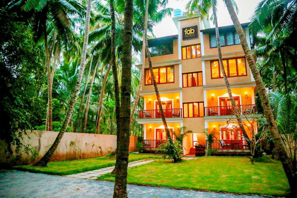 FabHotel Sovi Studios - Ashwem Beach Mandrem - Goa Image